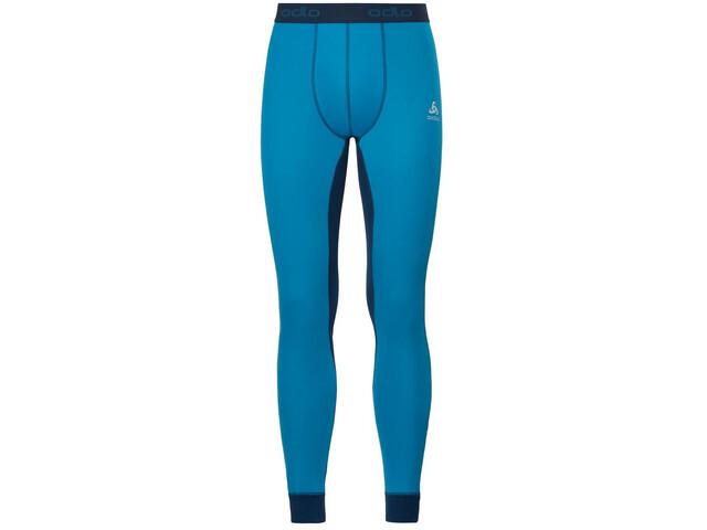 Odlo Suw Active Revelstoke Warm Leggings Heren, poseidon-blue jewel